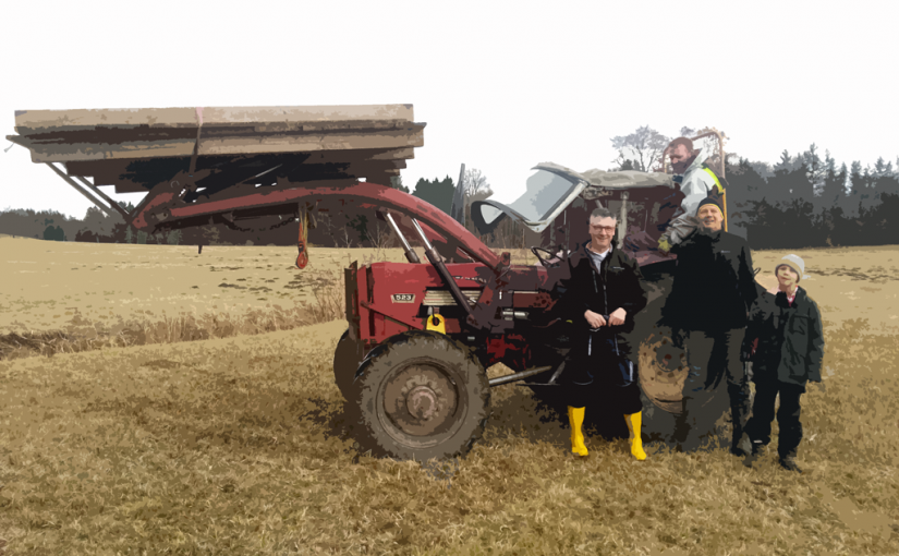WOD: Farmer's Work!